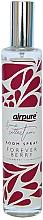 "Parfumuri și produse cosmetice Spray parfumat pentru interior ""Berries"" - Airpure Room Spray Home Collection Forever Berry"