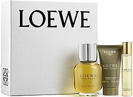 Parfumuri și produse cosmetice Loewe Loewe Pour Homme - Set (edt/100ml + ash/balm/50ml + edt/20ml)
