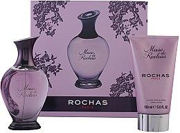 Parfumuri și produse cosmetice Rochas Muse de Rochas - Set (edp/100ml+b/lot/150ml)