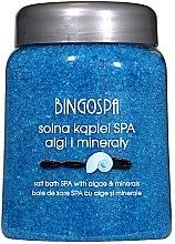 Духи, Парфюмерия, косметика Соль для ванны с морскими водорослями и минералами - BingoSpa