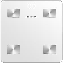 Parfumuri și produse cosmetice Cântar Smart,  VO4000, alb - Concept Body Composition Smart Scale