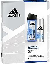 Parfumuri și produse cosmetice Set - Adidas Climacool Men (deo/150ml + sh/gel/250ml)