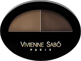 Parfumuri și produse cosmetice Fard pentru spâncene - Vivienne Sabo Brow Arcade