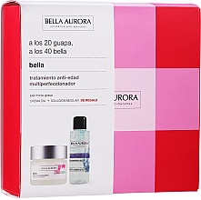 Parfumuri și produse cosmetice Set - Bella Aurora Skincare Set (f/cr/50ml+micelar/water/100ml)