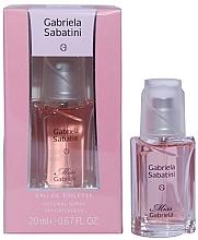 Parfumuri și produse cosmetice Gabriela Sabatini Miss Gabriela - Apa de toaletă
