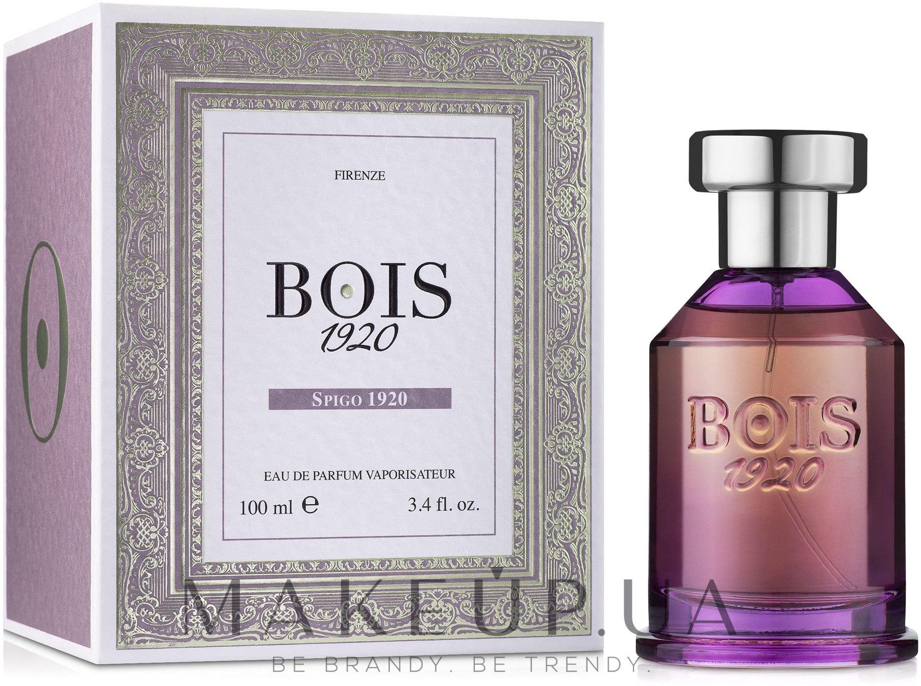 Bois 1920 Spigo 1920 - Apă de parfum — Imagine 100 ml
