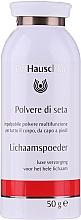 Parfumuri și produse cosmetice Pudră cu mătase pentru corp - Dr. Hauschka Silk Body Powder