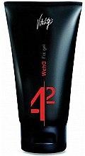 Parfumuri și produse cosmetice Gel cu efect de păr umed, fixare ultra puternică - Vitality's We-Ho Fix Gel