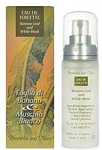Parfumuri și produse cosmetice Frais Monde Banana Leaf And White Musk - Apă de toaletă
