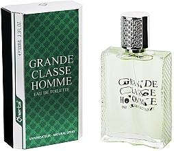 Parfumuri și produse cosmetice Omerta Grande Classe Homme - Apă de toaletă