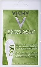 Parfumuri și produse cosmetice Mască regenerantă cu aloe vera - Vichy Mineral Masks Soothing Aloe Vera Mask