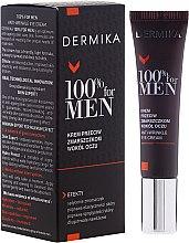 Parfumuri și produse cosmetice Cremă antirid pentru pielea din jurul ochilor - Dermika Anti-Wrinkle Eye Cream