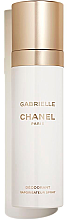 Parfumuri și produse cosmetice Chanel Gabrielle - Deodorant