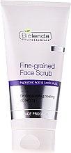 Parfumuri și produse cosmetice Scrub pentru față - Bielenda Professional Face Program Fine-grained Face Scrub