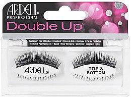 Parfumuri și produse cosmetice Gene false - Ardell Double Up Top & Bottom