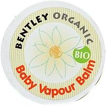 Parfumuri și produse cosmetice Balsam termic pentru copii Wapur - Bentley Organic Baby Vapour Balm