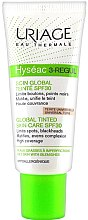 Parfumuri și produse cosmetice Cremă de față - Uriage Hyséac 3-Regul Global Tinted Skin-Care SPF 30