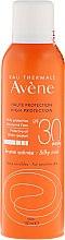 Parfumuri și produse cosmetice Mist de protecție solară - Avene Sun Care Silky Mist SPF 30