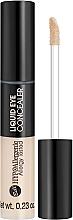 Parfumuri și produse cosmetice Corector cu efect reflectorizant hipoalergenic - Bell Hypo Allergenic Liquid Eye Concealer