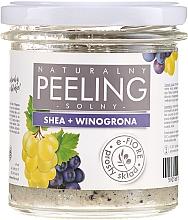 Parfumuri și produse cosmetice Peeling cu extract de struguri pentru corp - E-Fiore Grape Body Peeling