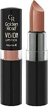 Parfumuri și produse cosmetice Ruj de buze - Golden Rose Vision Lipstick