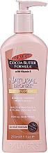 Parfumuri și produse cosmetice Cremă hidratantă de corp - Palmer's Cocoa Butter Formula Natural Bronze Body Lotion