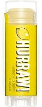 """Parfumuri și produse cosmetice Balsam de buze """"Lămâie"""" - Hurraw! Lemon Balm Lip"""