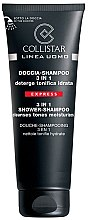 Parfumuri și produse cosmetice Șampon-gel de duș 3 în 1 pentru bărbați - Collistar Linea Uomo Doccia-shampoo 3 in 1