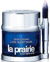 Parfumuri și produse cosmetice Masca de noapte pentru față - La Prairie Skin Caviar Luxe Sleep Mask