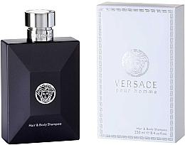 Parfumuri și produse cosmetice Versace Versace pour Homme - Gel de duș