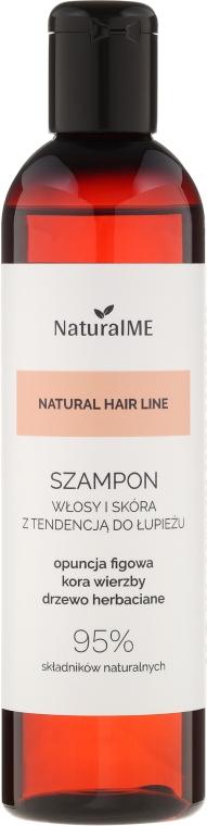 Шампунь против перхоти - NaturalME Natural Hair Line Shampoo — фото N1