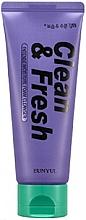 Parfumuri și produse cosmetice Spumă hidratantă de curățare pentru față - Eunyul Clean & Fresh Intense Moisture Foam Cleanser