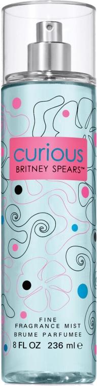 Britney Spears Curious - Spray parfumat pentru corp