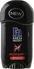 Parfumuri și produse cosmetice Deodorant stick pentru bărbați - Fa Men Xtreme Power+