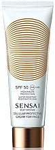 Parfumuri și produse cosmetice Cremă de față cu protecție solară SPF50 - Kanebo Sensai Cellular Protective Cream For Face