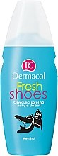 Parfumuri și produse cosmetice Спрей для ног и обуви освежающий - Dermacol Fresh Shoes Spray