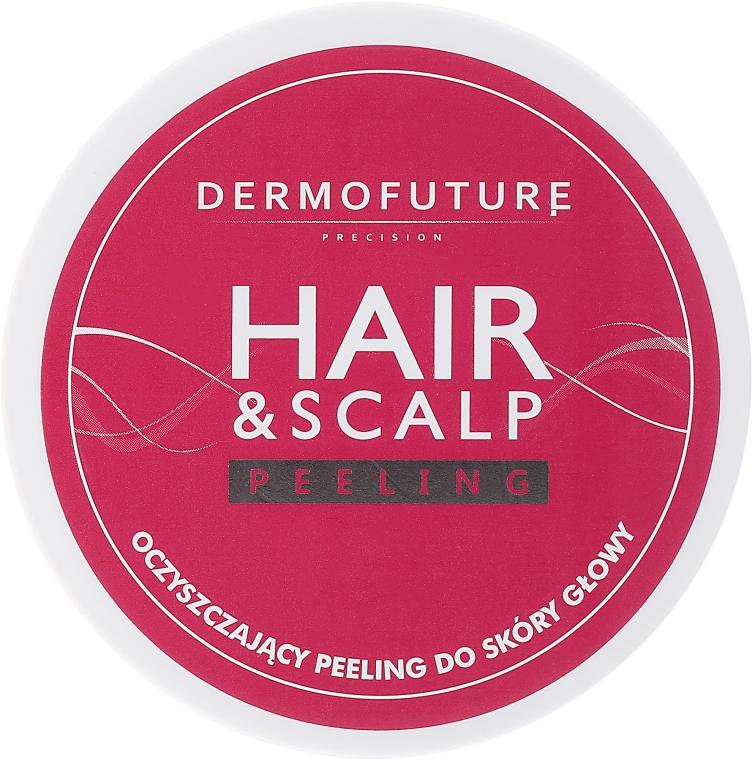 Peeling pentru scalp - DermoFuture Hair&Scalp Peeling