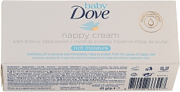 Set - Dove Baby Rich Moisture (shmp/200ml + b/lot/200ml + cr/45g) — Imagine N4