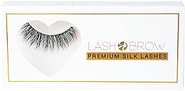 Parfumuri și produse cosmetice Накладные ресницы - Lash Brow Premium Silk Lashes Oh La La