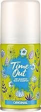 Parfumuri și produse cosmetice Șampon uscat pentru păr - Time Out Dry Shampoo Original