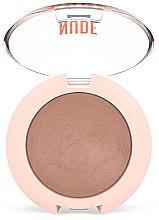 Parfumuri și produse cosmetice Farduri mate de ochi - Golden Rose Nude Look Matte Eyeshadow