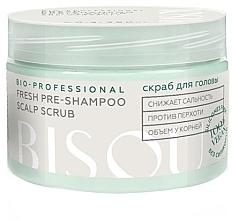 Parfumuri și produse cosmetice Скраб для кожи головы - Bisou Bio-Professional Fresh Pre-Shampoo Scalp Scrub