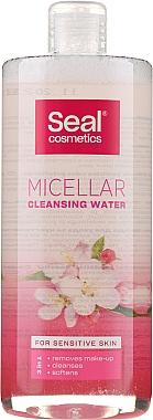 Apă micelară pentru ten sensibil - Seal Cosmetics Micellar Cleansing Water — Imagine N3