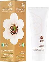 Parfumuri și produse cosmetice Gel de curățare pentru pielea normală și grasă - Natural Being Manuka Cleanser