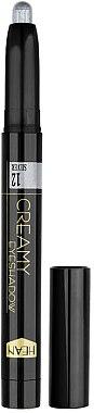 Creion-fard pentru pleoape - Hean Creamy Eye Shadows — Imagine N1