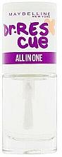 Parfumuri și produse cosmetice Întăritor pentru unghii 3in1 - Maybelline Dr Rescue Nail Care All in One