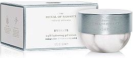 Parfumuri și produse cosmetice Cremă de zi pentru față - Rituals The Ritual Of Namaste 24H Hydrating Gel Cream