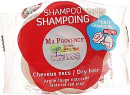 """Parfumuri și produse cosmetice Bio-șampon pentru părul uscat """"Argilă roșie"""" - Ma Provence Shampoo"""