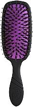 Parfumuri și produse cosmetice Perie de păr, neagră - Wet Brush Pro Shine Enhancer Blackout