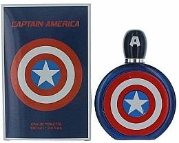 Parfumuri și produse cosmetice Marvel Captain America - Apă de toaletă